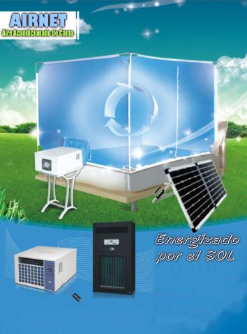 low cost small compressor and evaporator system. The compressor use R134a to provide cool or hot air. As the tent space is very small even such small ... & AQUASOLAR CORPORATION